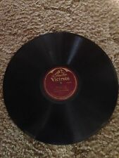 Victrola Record, Dated 1908
