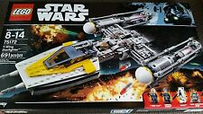 LEGO Star Wars Y-Wing Starfighter 75172 New Sealed