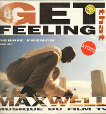 Debbie French - Get That Feeling - 1990 - Cbs - COM 9511-8 - Between