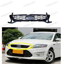 1Pcs Honeycomb Mesh Front Upper Radiator Grille For Ford Mondeo 2011 2012