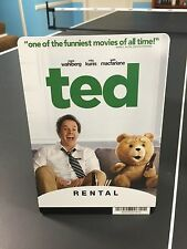 """Movie Backer Card """"Ted"""" (Not the Movie) *Mini Poster*"""