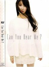IU Can You Hear Me? 2013 [CD+DVD] All Region New Sealed (Japanese song) Digipak