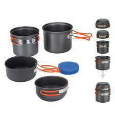 Fire Maple Outdoor Camping Cooking Picnic Pot Cookware Set Backpack Cookware Set