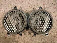 "1 PAIR INFINITY 6.75"" DUAL CONE OEM CAR SPEAKERS 2 OHM 35W CLIP MOUNT 1"