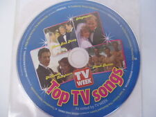 TV WEEK TOP TV SONGS -  SCARCE OZ CD