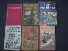 BOY SCOUTS/ IN MEXICO,MISSING TENDERFOOT ~ MUTINY IN THE TIME MACHINE~