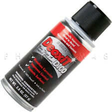 Hosa Technology D100S-2 DeoxIT 2oz 100% Electrical Contact Cleaner Spray - NEW