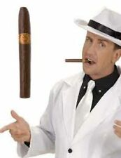 Vestido elegante Cigarro Falso Gangster mexicano accesorio Prop