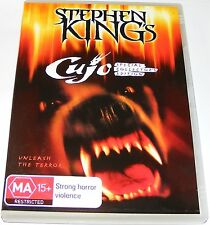 CUJO--Stephen King--- Dvd