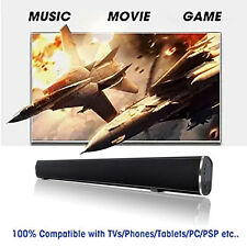 3D Stereo 5.1CH 110W Home TV Cinema Touch Sound Bar System Bluetooth Speaker