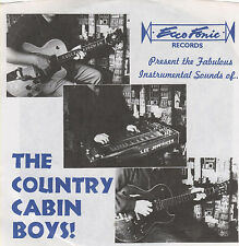 ROCKABILLY INSTRO: COUNTRY CABIN BOYS - Wounded Knee Polka  ECCO-FONIC