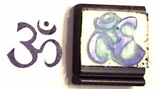 Om rubber stamp by Amazing Arts Hinduism Brahman Symbol