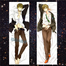 Japanese Anime Free ! Tachibana Makoto Dakimakura Pillow Case Cover Hugging Body