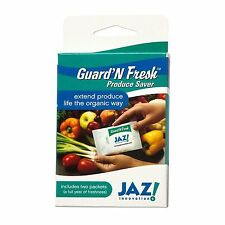Jaz Innovations Guard'N Fresh Produce Saver - All-Natural Produce Preserver