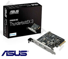 ASUS thunderboltex 3 PCI-E 1x Thunderbolt 3 1x USB 3.1 1x MINI DISPLAYPORT A NEW