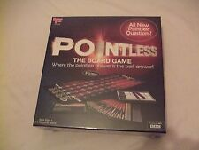 BBC Pointless The  Board Game 2010 New Factory Sealed