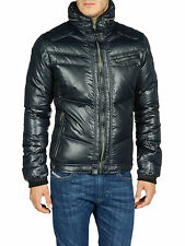 DIESEL WEROKS BLACK DOWN JACKET SIZE S 100% AUTHENTIC