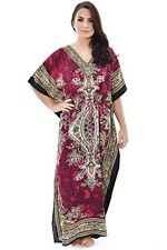 Casual Long Kaftan Dress Maxi One Size Women Caftan Dress Gown Top Night Dress