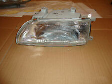 honda crx civic ef8 ee8 ef ee9 vtec i-vt left headlight & corner stanley glass