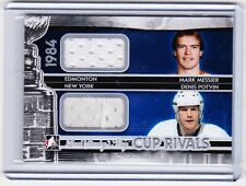 13-14 2013-14 ITG LORD STANLEY'S MUG MARK MESSIER POTVIN CUP RIVALS JERSEY 15 PB