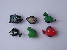 6 Charms For Jibbitz Clog Croc Shoe Bracelet Party Bags