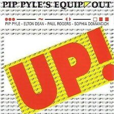 Pip Pyle's Equip Out Up CD NEW SEALED Pip Elton Dean