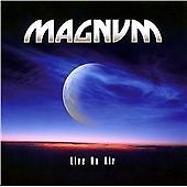 Magnum - Live on Air ( CD 2011 ) NEW / SEALED