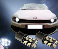 2 Ampoules Feux de Jour DIURNE Effet 19 LED Blanc Anti erreur ODB pour SCIROCCO