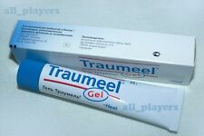 Traumeel Gel by Heel Anti-Inflammatory Homeopathic Analgesic 50g absorbs quickly