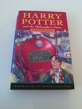 Harry Potter The Philosopher's Stone First Edition Eighth Printing 1st/8th No DJ