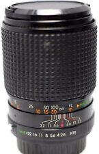 Sears 135mm F2.8 Macro Pentax K Mount Prime Lens For SLR & Mirrorless Cameras