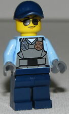 Lego New Police City Sunglasses Prison Island Police Minifigure from Set 60130