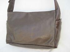 -AUTHENTIQUE sac à main  HENRY SAXEL cuir  TBEG vintage bag A4