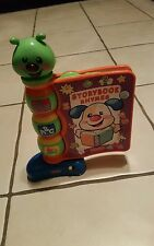 Fisher Price Laugh and Learn Storybook Rhymes Interactive Electronic Book Mattel