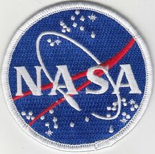 "USA NASA Embroidered Patch 3"" Diameter"