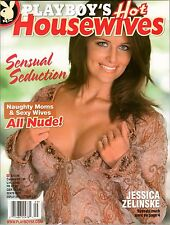 "PLAYBOY's Hot Housewives ""Jessica Zelinske"" October 2011"