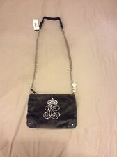 Bnwt Autentico STUPENDO JUICY COUTURE LOGO CATENA tracolla borsa RRP £ 115 Selfridges