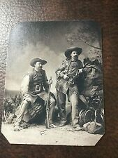 Buffalo Bill Cody & Performer TinType C330NP