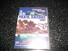 The Real Pearl Harbour Story (DVD, 2001)