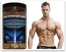 Lean Muscle Matrix X Stack Pills Bodybuilding Growth 6 Six Pack Abs Tablet Pump