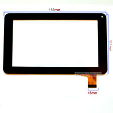 "7"" Touch Screen Replacement Glass  for Storex eZee Tab706 Android 4.1 Tablet"