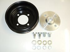 Supercharger Kit Part - Crank Pulley to suit Holden Commodore VN-VY V6 Powerdyne