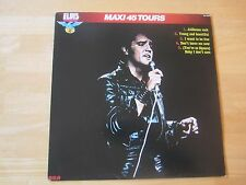 Elvis Presley 12 inch 45rpm EP & sleeve, Maxi 45 Tours (2) Jailhouse Rock  5song
