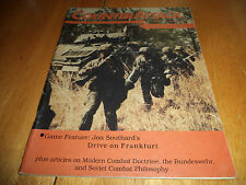 Counterattack Issue 1 Military History WarGaming Magazine Counter Attack