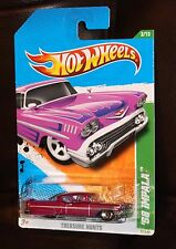 2011 Hot Wheels Treasure Hunt '58 Chevy Impala