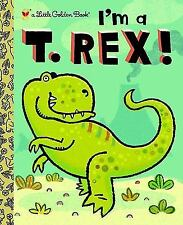 I'm a T. Rex! (Little Golden Book) by Shealy, Dennis Gift Humor & Fun Facts HK