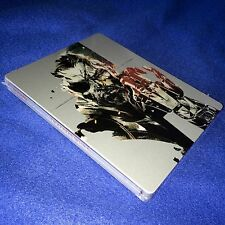 Steelbook Metal Gear Solid 5 the phantom pain NON CONTIENE GIOCO !  PS3 PS4 XBOX