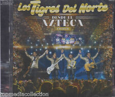 SEALED - Los Tigres Del Norte CD / DVD En Vivo Desde El Azteca BRAND NEW