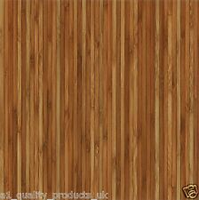 60 x Vinyl Floor Tiles - Self Adhesive - Bathroom Kitchen BN - Wooden Strips 179