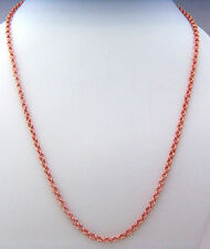 "Copper Neck Chain Necklace 24""  Wheeler Sunrise Healing Arithitis Pain cn 003"